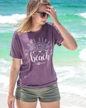 Shady Beach Tee